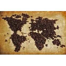Кафето според географското разположение