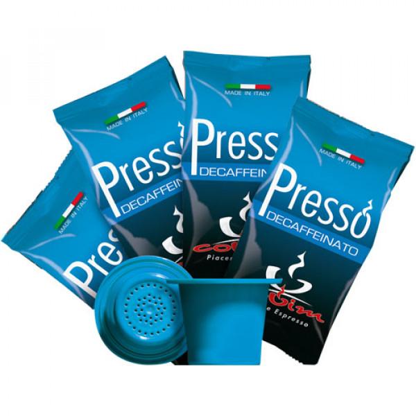 Цена от 4.20 лв за Пресо Безкофеиново еспресо само в kafe365.com