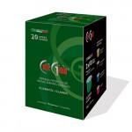 Капсули Gioia Верде Класика Nespresso система 20 бр. на топ цена само в kafe365.com