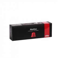 Caffe Mauro Mattino Nespresso система 10 бр. Кафе капсули
