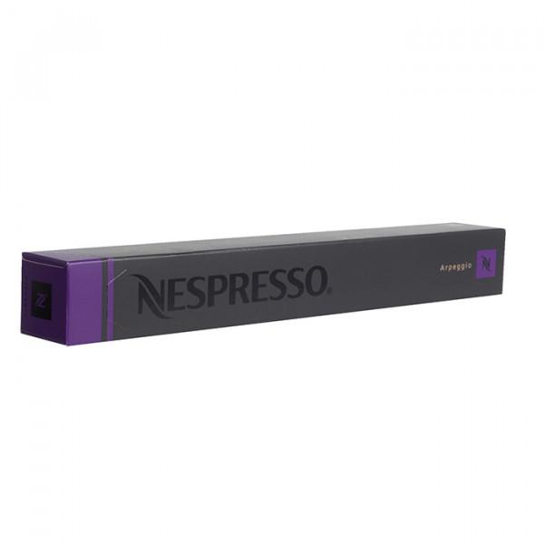 Цена от 10.90 лв за капсули Nespresso Arpeggio само в kafe365.com