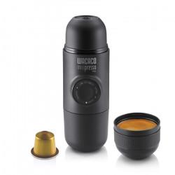 Джобна кафемашина Wacaco MiniPresso NS 1бр. Нова кафемашина с Nespresso капсули